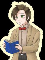 The Life is an Open Book by kurokawa-ayumi
