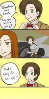 Why are Bowties cool? by kurokawa-ayumi