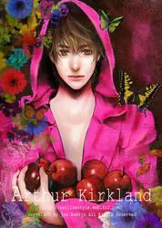 Arthur Kirkland-APH by JUN-KAMIJO