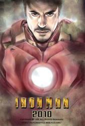 IRON MAN by JUN-KAMIJO