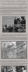 Digital Painting Tutorial - World of Warcraft by Andantonius