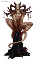 Corruption Demon by Andantonius