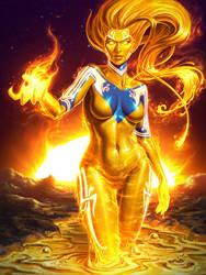 Sol Gold by Andantonius