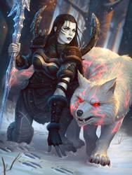 Skadi Winter's Wrath by Andantonius