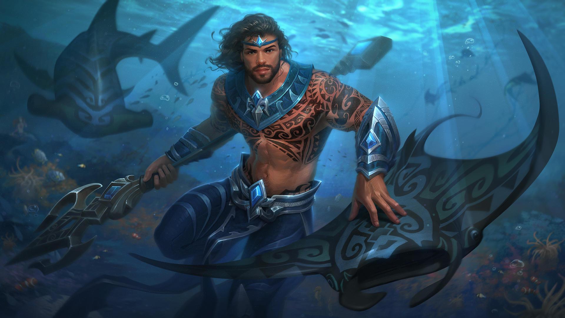 Ruder- & Paddelboote Poseidon
