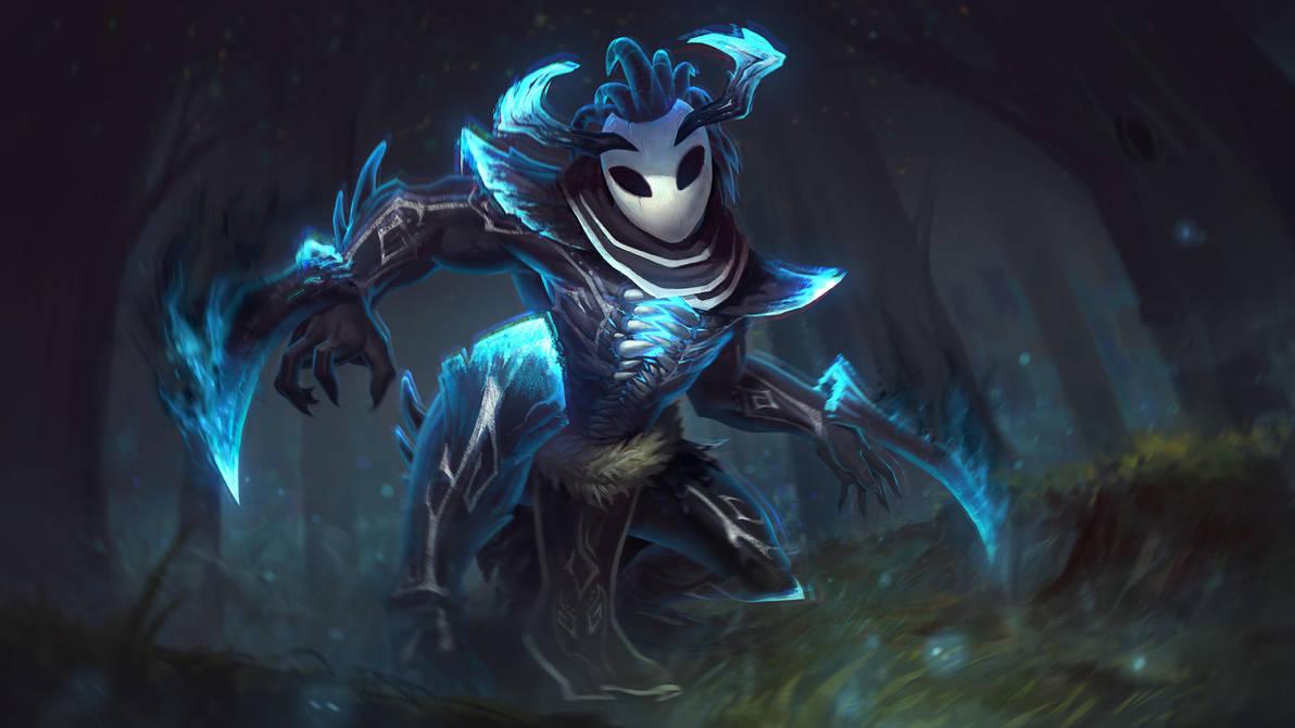 Shadow Eater Bakasura by Andantonius