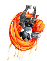 Midna by Meaghz