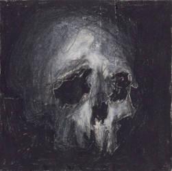 Romantic Skull by kiltpower