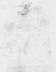 Preview of Mash Stache page 6 of issue 1 by SnD-Frostey