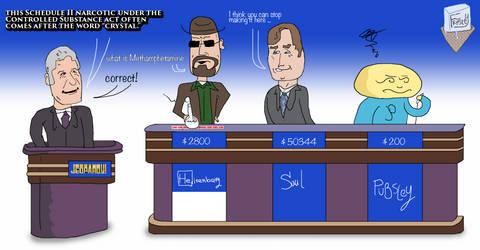 Breaking Jeopardy by SnD-Frostey