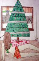 Kimiyo: All I Want For Christmas by jamesgannon