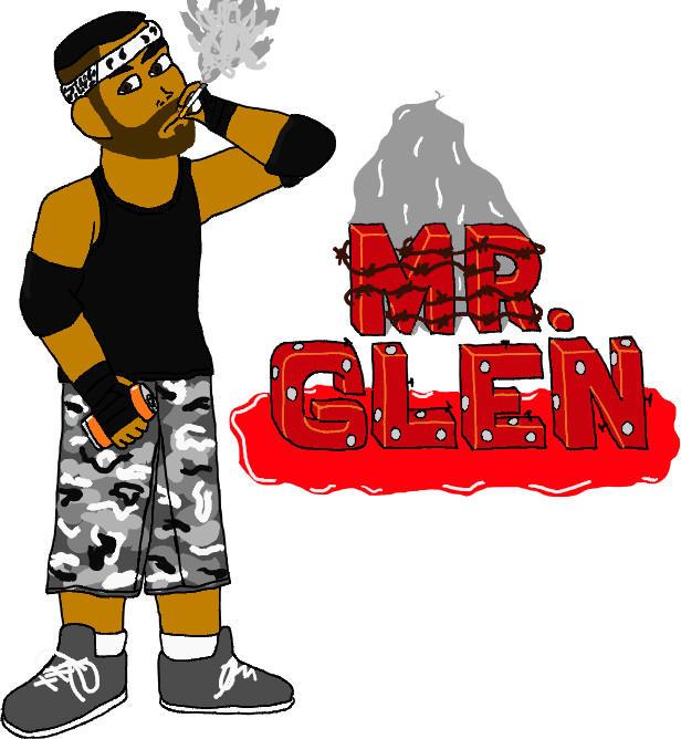 USWF: Mr. Glen by jamesgannon