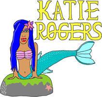 Katie Rogers: Mermaid by jamesgannon