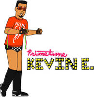 USWF: Primetime Kevin E. by jamesgannon