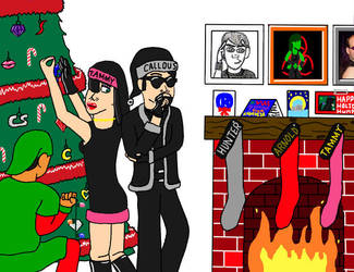 Christmas Card 2013 by jamesgannon
