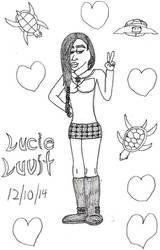 Lucie Luvit 2 by jamesgannon