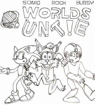 Worlds Untie! by jamesgannon