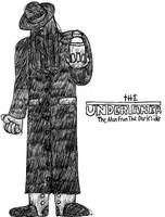 The Undertaker: Break Time Sketch by jamesgannon
