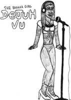 Dejuh Vu- Break Time Sketch by jamesgannon