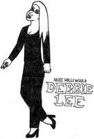 Debbie Lee- Break Time Sketches by jamesgannon