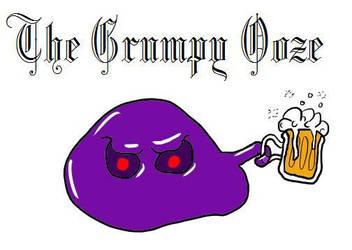 The Grumpy Ooze by jamesgannon