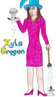 Kyla Grogan- Break Time Sketches by jamesgannon