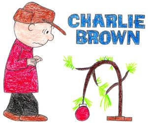 Charlie Brown- Break Time Sketches by jamesgannon