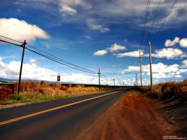 The long Road Wallpaper by crazyIvan969