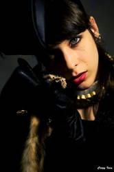 Lady Fox by crazyIvan969