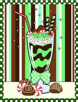 Minty Milkshake by MidniteHearts