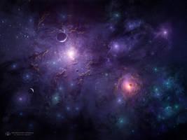 Anthology Nebula by GabrielGajdos