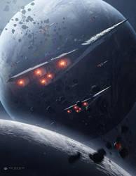Destroyers by GabrielGajdos