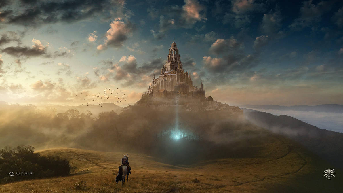 The Witcher: Elder Blood by GabrielGajdos