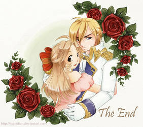 The Happy End by Exarrdian
