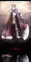 King Tristan by Exarrdian