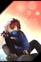 Cuddle by Exarrdian