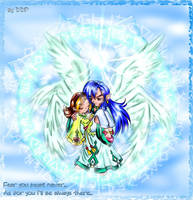 Guardian Angel by Exarrdian
