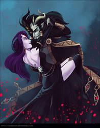 Villainous Tango by Exarrdian