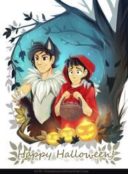 Halloween Exchange by Exarrdian