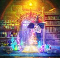 Conjuration by IvannaDark