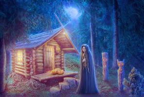 Samhain by IvannaDark