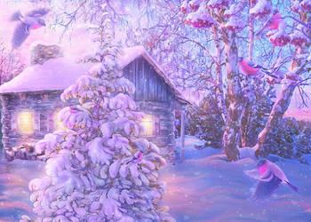 Winter Pacifying by IvannaDark