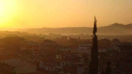 Sunset by mwnudefan
