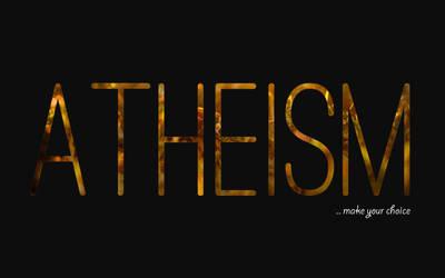 Atheism by mwnudefan