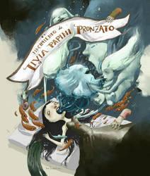 el nacimiento de livia by tonysandoval