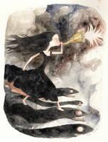 blacksnakes by tonysandoval