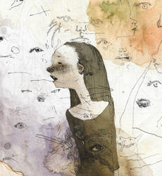 esperanza girl by tonysandoval