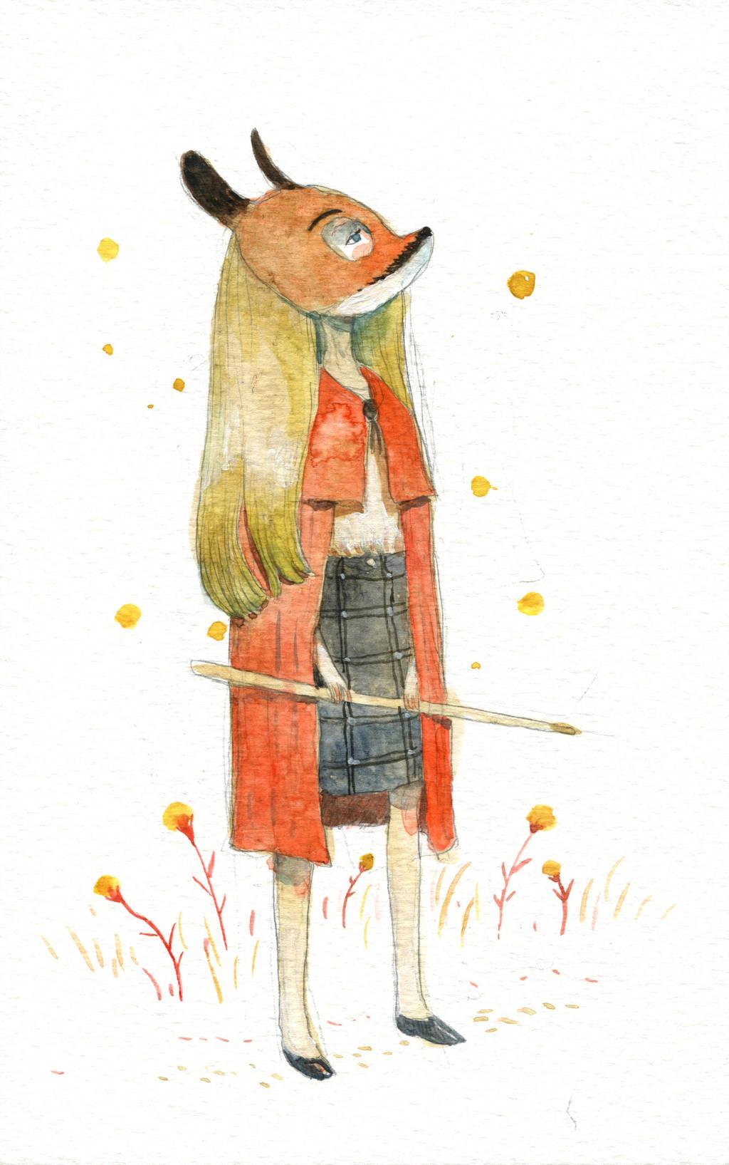 renard by tonysandoval