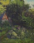 Garden in Nijnebaranikovka. Lugansk region by dismwork