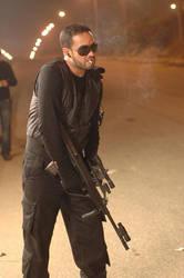 Me ___ With _ Kalashnikov _1 by magicianol